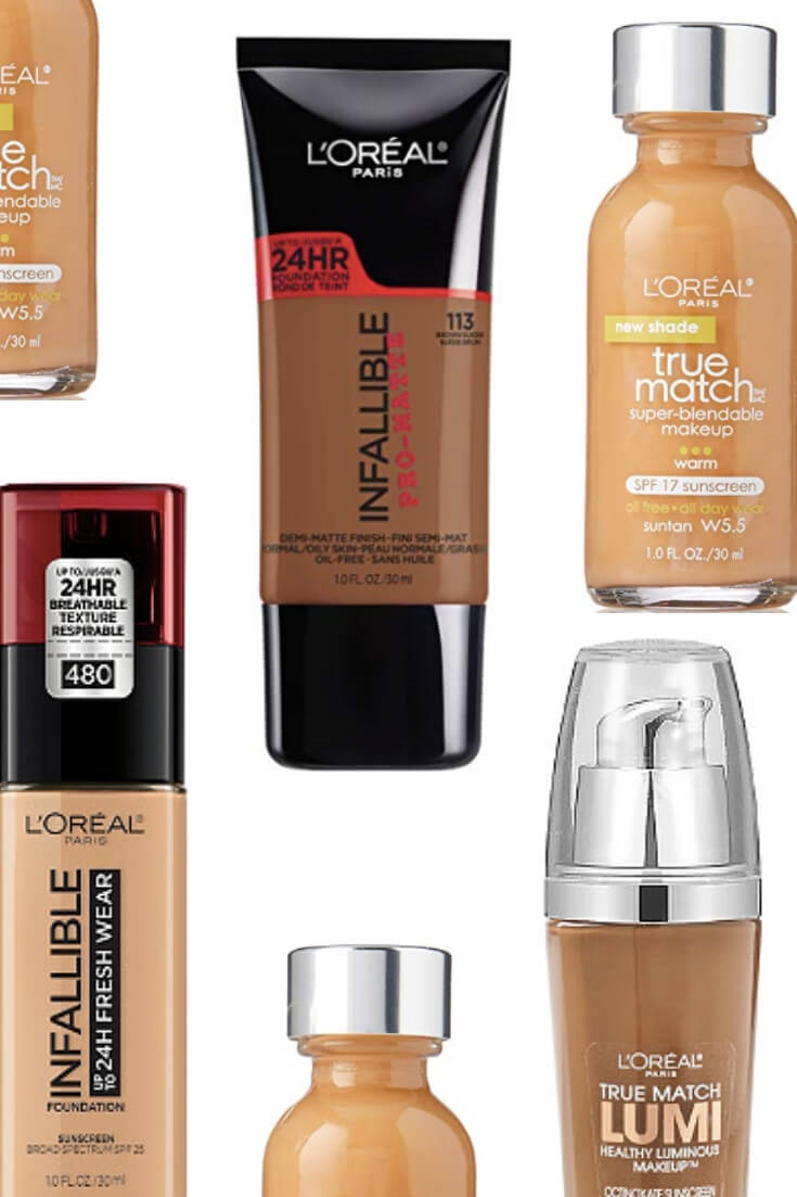 Best Foundation Under 10 Dollars For Oily Skin By L Oreal Paris Chiclypoised