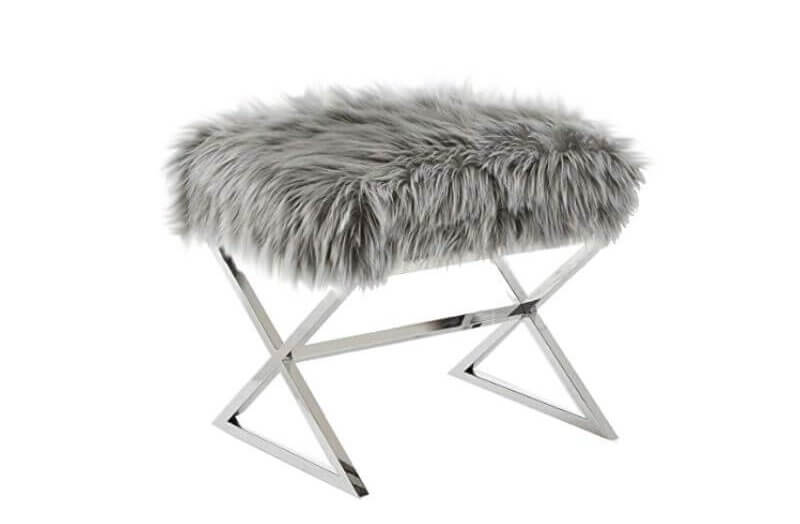Furry Accent Chairs