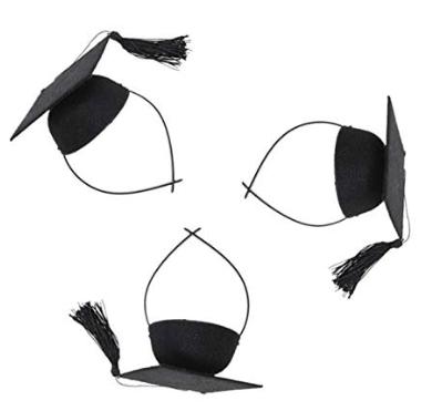 Graduation Party Ideas | Graduation Cap Tiara Headband-2