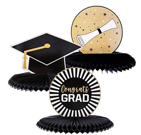 Graduation Party Ideas | Graduation Party Centerpieces