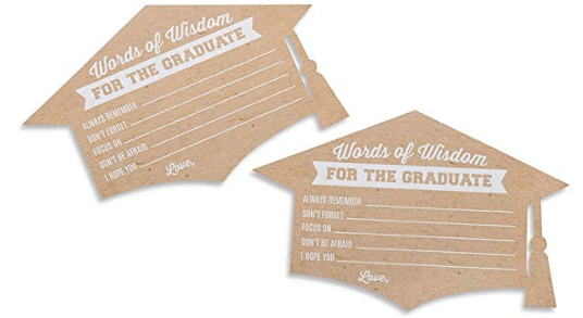 Graduation Party Ideas | Graduation Well Wishes Cards-1