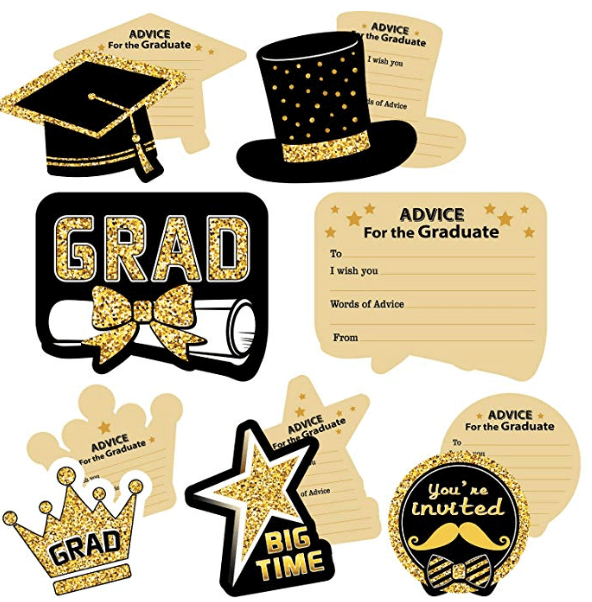 Graduation Party Ideas | Graduation Well Wishes Cards-2