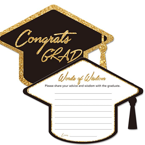 Graduation Party Ideas | Graduation Well Wishes Cards