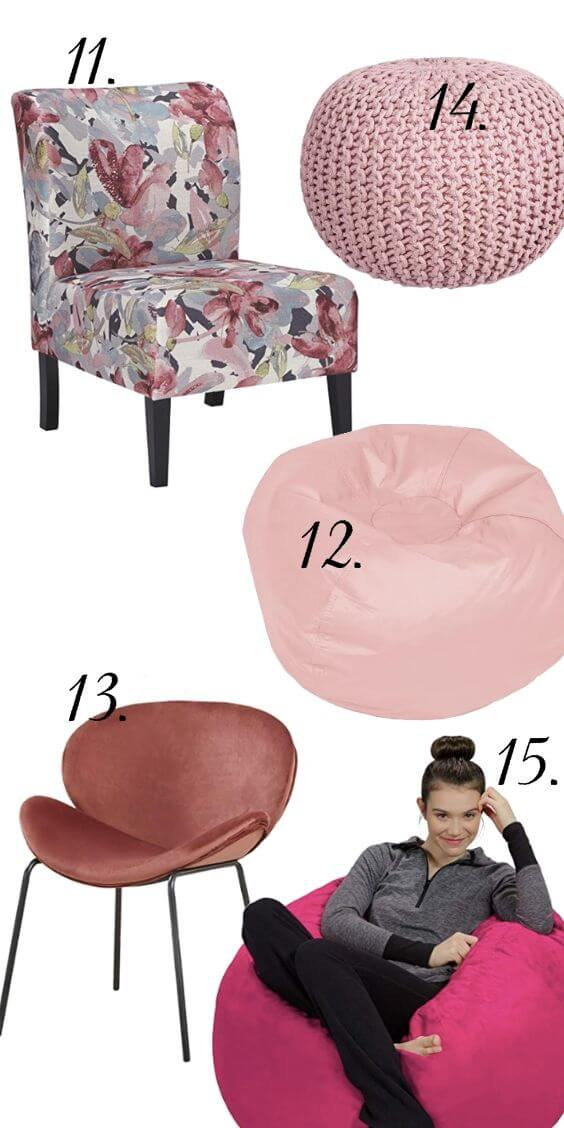 Stylish Dorm Room Chairs-2