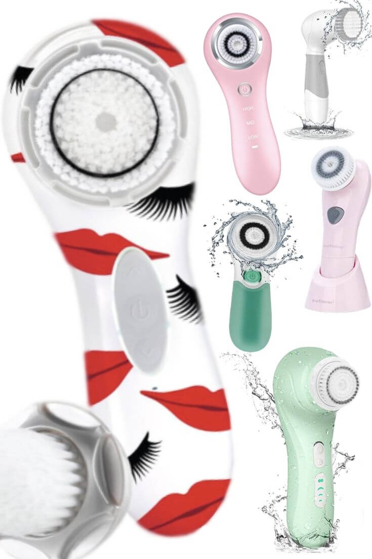 These Clarisonic Dupes Are Fantastic Alternatives for the Clarisonic-3