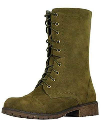 Army Toy Soldiers Hot College Halloween Costume Combat Boots