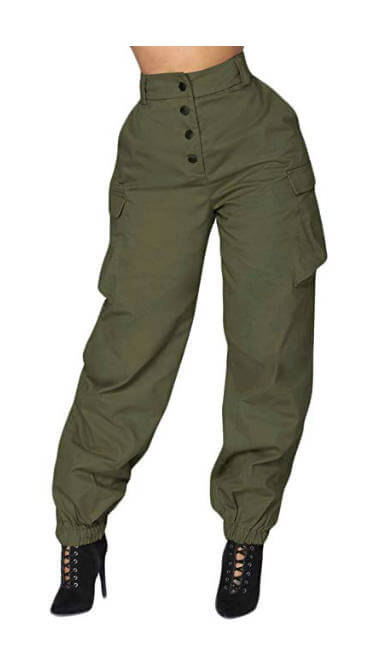 Army Toy Soldiers Hot College Halloween Costume Pants