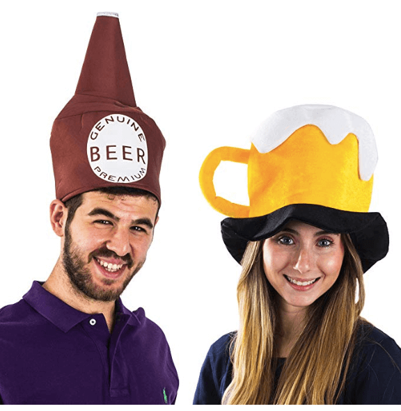 Beer and Mug Couple Halloween Costume