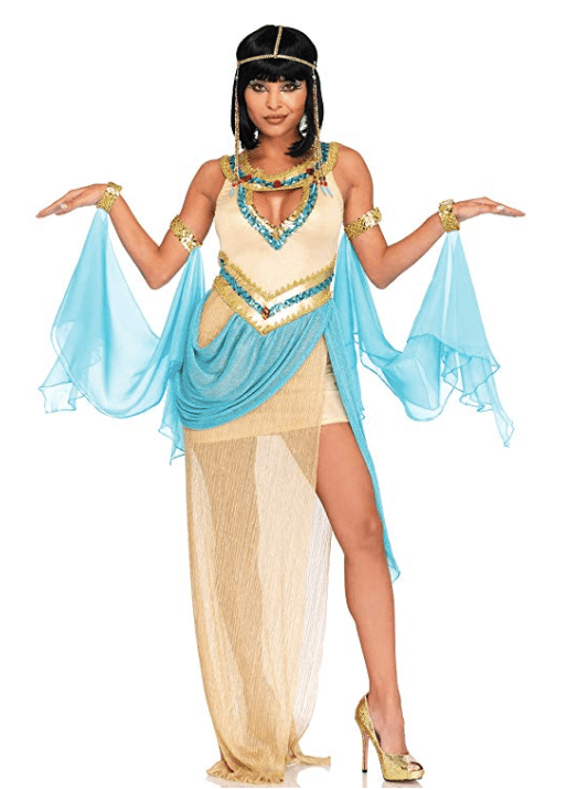 Cleopatra Costume Halloween Costume 1 of 10