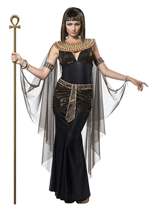 Cleopatra Costume Halloween Costume 1 of 5
