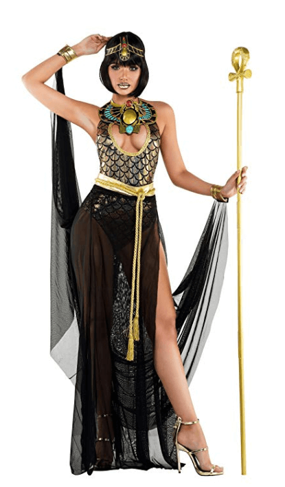 Cleopatra Costume Halloween Costume 2 of 10