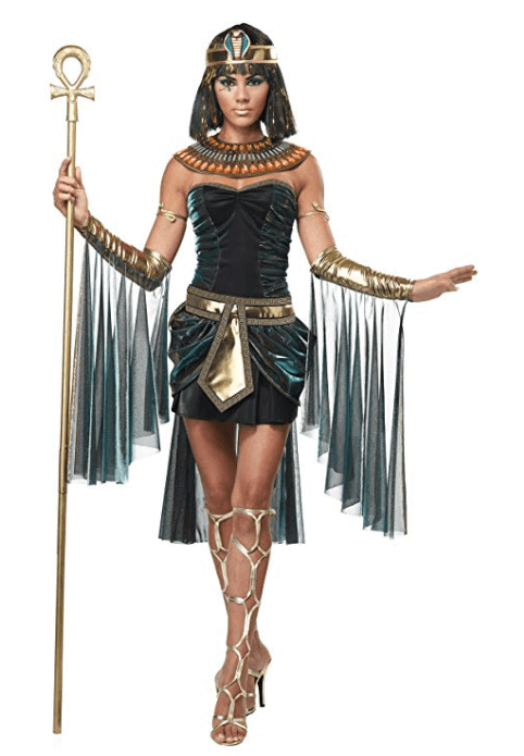 Cleopatra Costume Halloween Costume 3 of 5