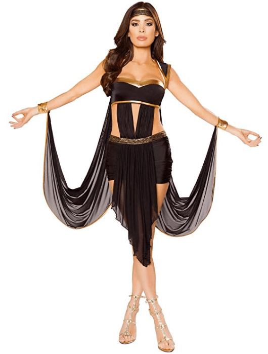 Cleopatra Costume Halloween Costume 4 of 10