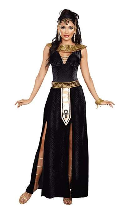 Cleopatra Costume Halloween Costume 4 of 5