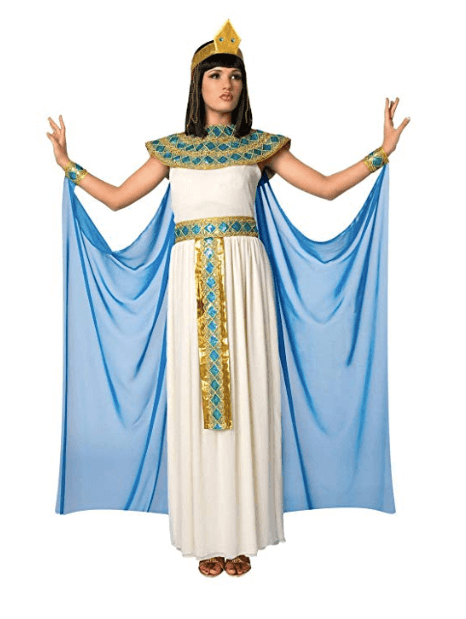 Cleopatra Costume Halloween Costume 5 of 5