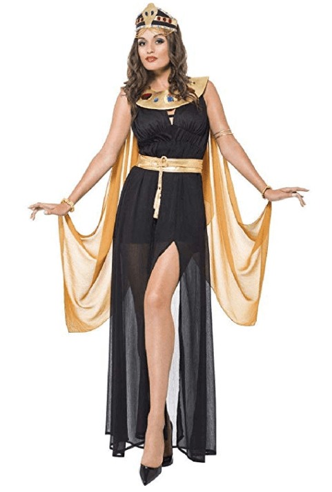 Cleopatra Costume Halloween Costume 7 of 10