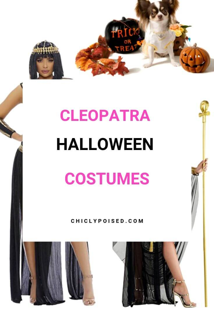 Cleopatra Halloween Costumes 1 of 2