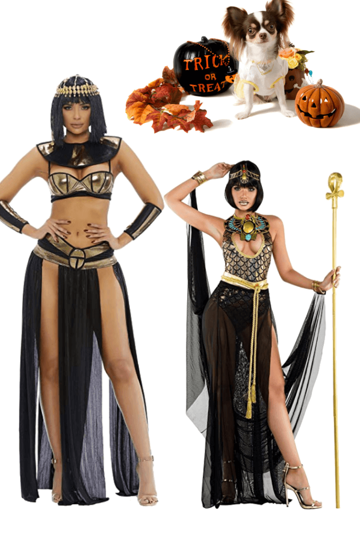 Cleopatra Halloween Costumes 2 of 2