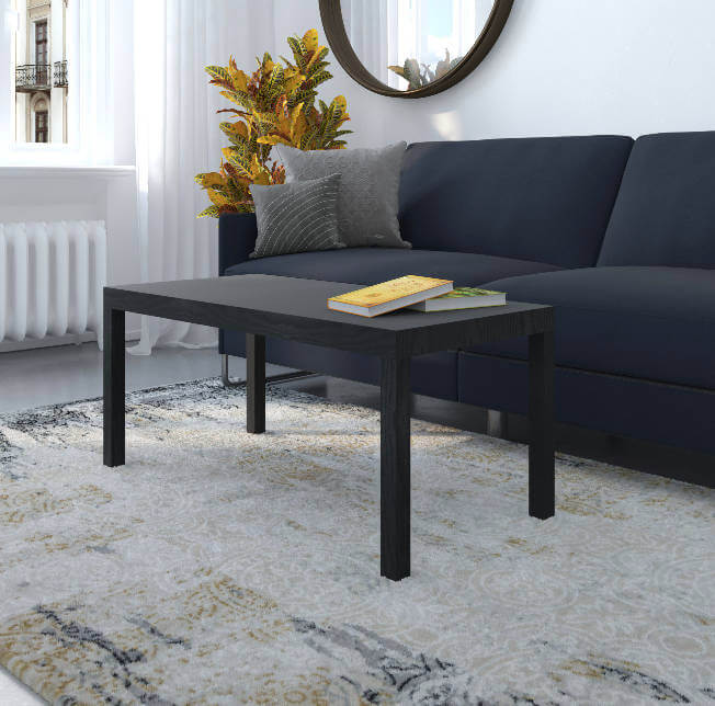 College Apartment Decorating Ideas For Your College Apartment Living Room | Cheap Coffee Table