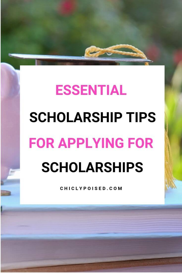 Essential Scholarship Tips For Students Applying For Scholarships 2 of 3