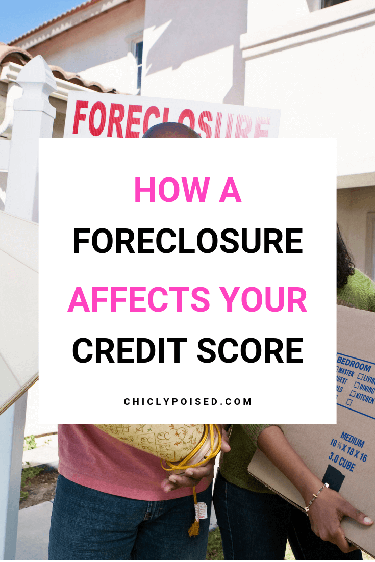 How A Foreclosure Affects Your Credit Score and What To Do Instead 1 of 2