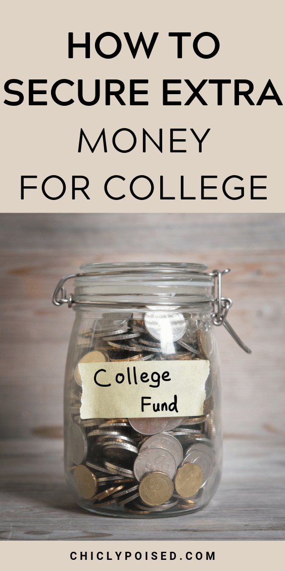 Scholarship Tips On How To Secure Extra Money for College 1 of 4