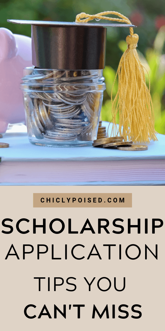 Scholarship Tips On How To Secure Extra Money for College 4 of 5