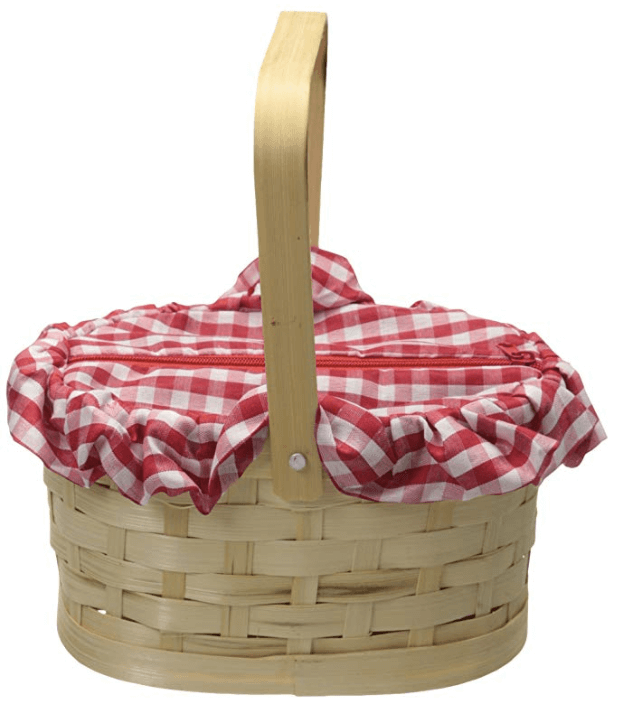 The Wolf and Little Red Riding Hood Couple Halloween Costume Red Riding Hood Red Riding Hood Basket