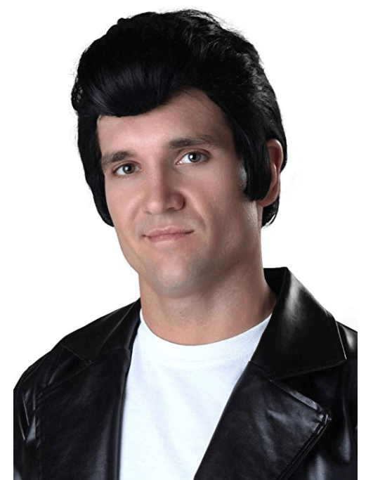Grease Halloween Costume Party Danny Wig