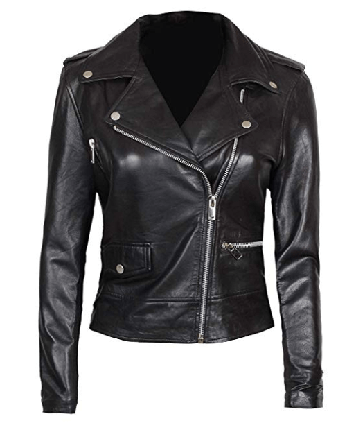 Grease Halloween Costume | Sandy Costume | Black Jacket