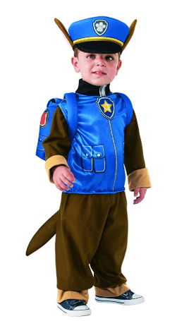 Halloween Costume Boys Paw Patrol Chase