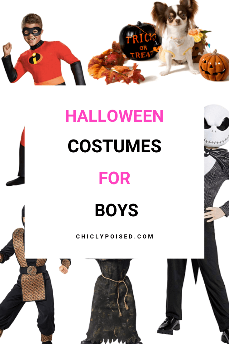 Halloween Costumes for Boys 2 of 2