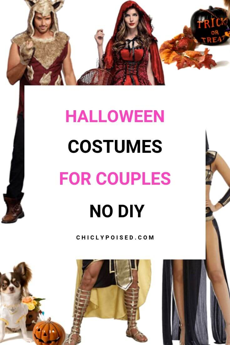 Halloween Costumes for Couples 2 of 4