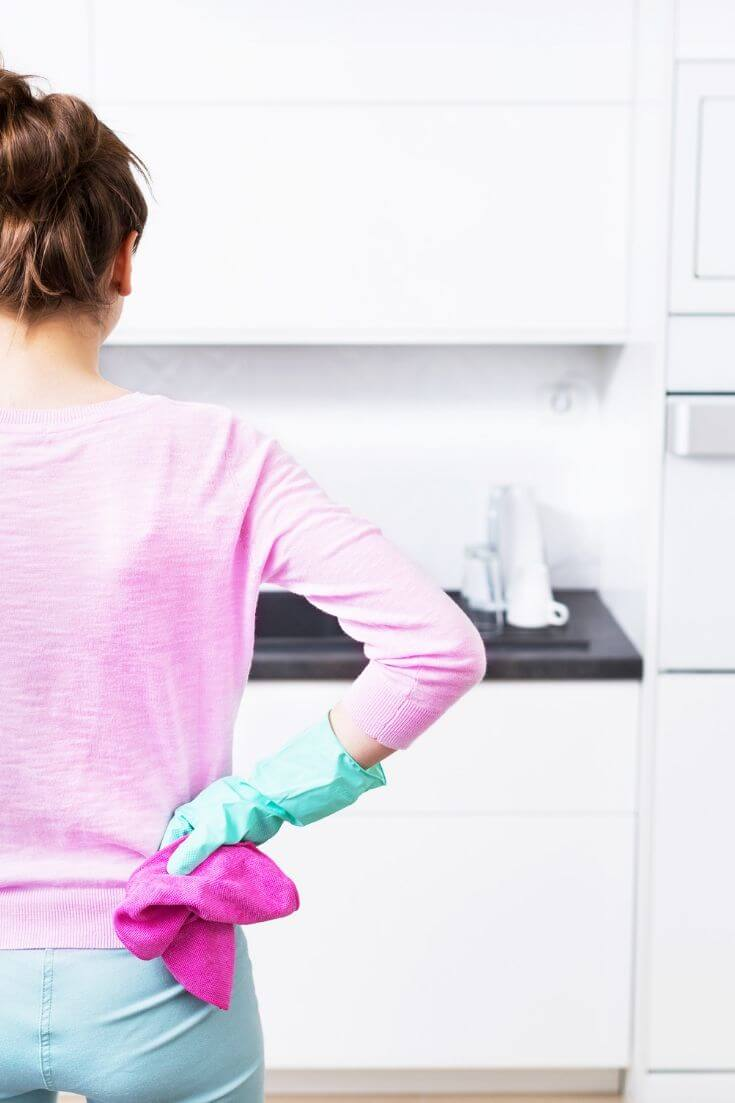 Kitchen Cleaning Tips for Lazy People 1 of 2