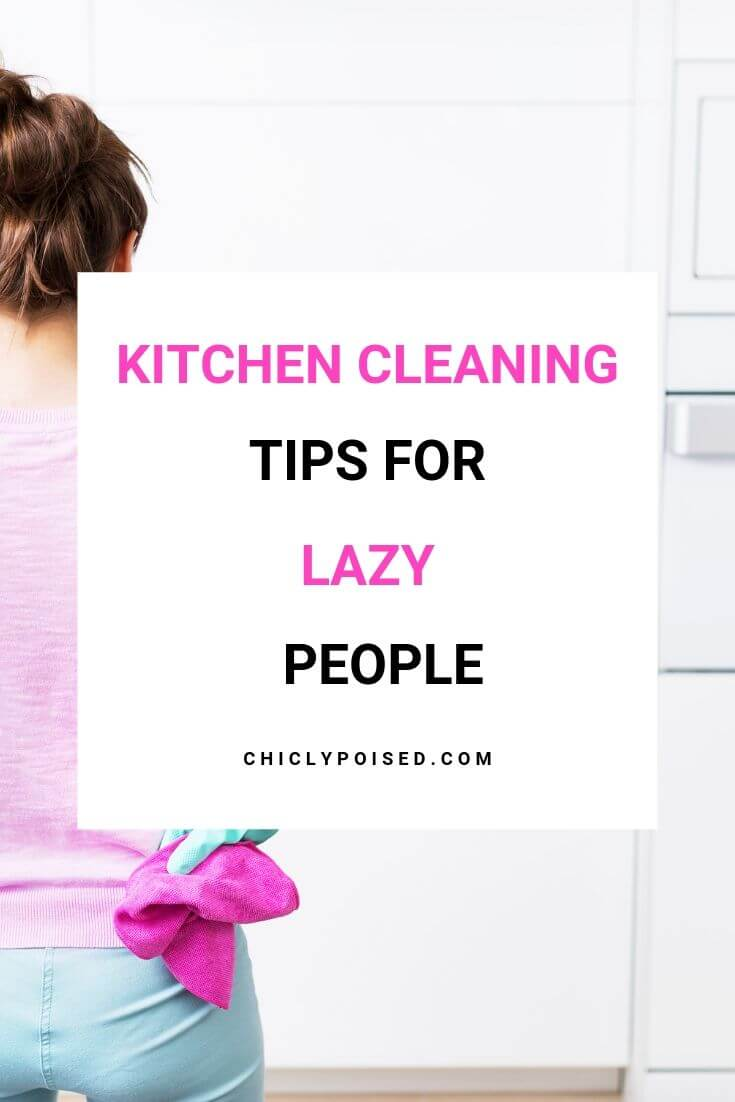 Kitchen Cleaning Tips for Lazy People 2 of 2