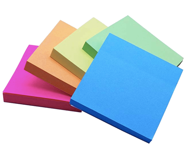 School Supplies College Students Need | Sticky Notes