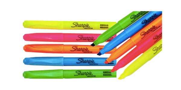 School Supplies College Students Use | Highlighters