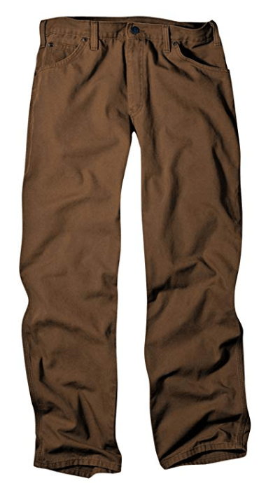 Scooby-Doo, Where Are You? | Shaggy Halloween Costume Dark Brown Pants