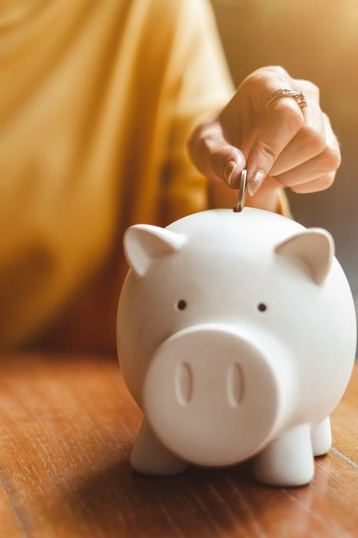 5 Small Ways To Save Money, Stay In Your Budget And Develop Good Saving Habits 1 of 3