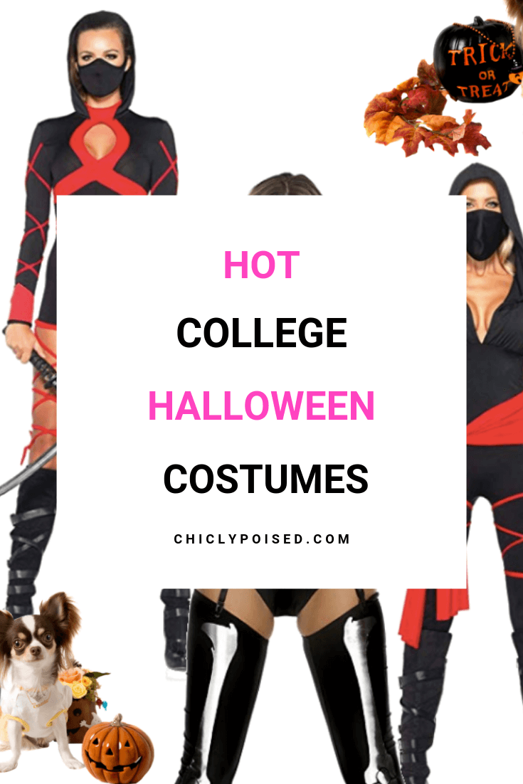 Hot College Halloween Costumes 1 of 2