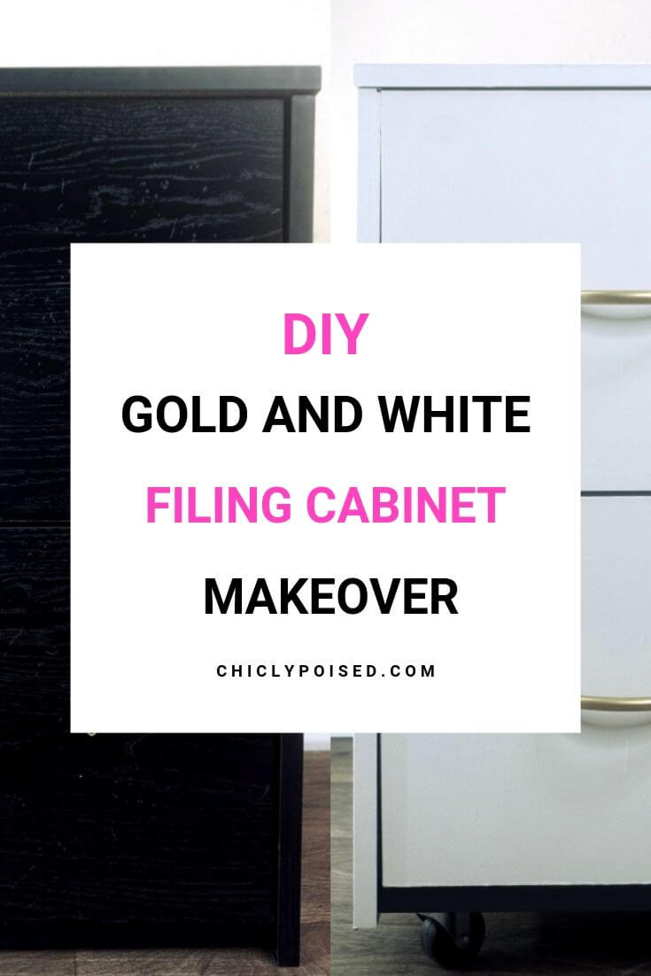 How-To-DIY-Gold-And-White-Filing-Cabinet-Makeover-1-of-2