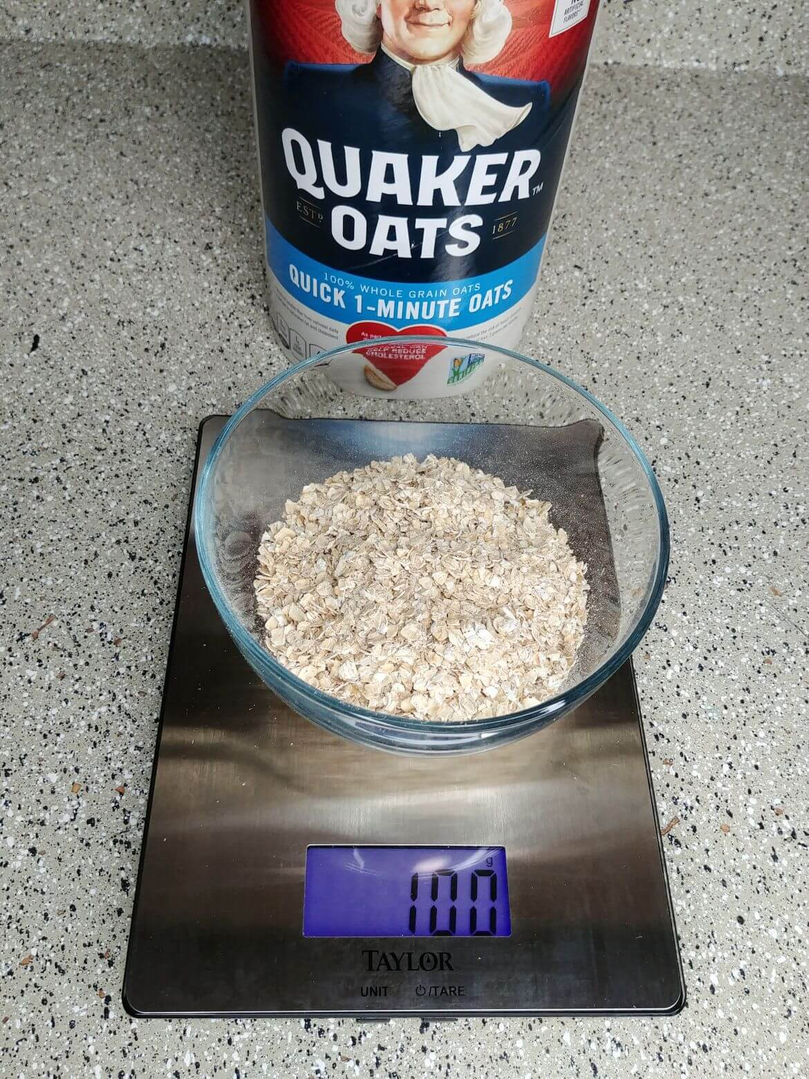 Quick oats instead of old fashioned oats 4 of 9