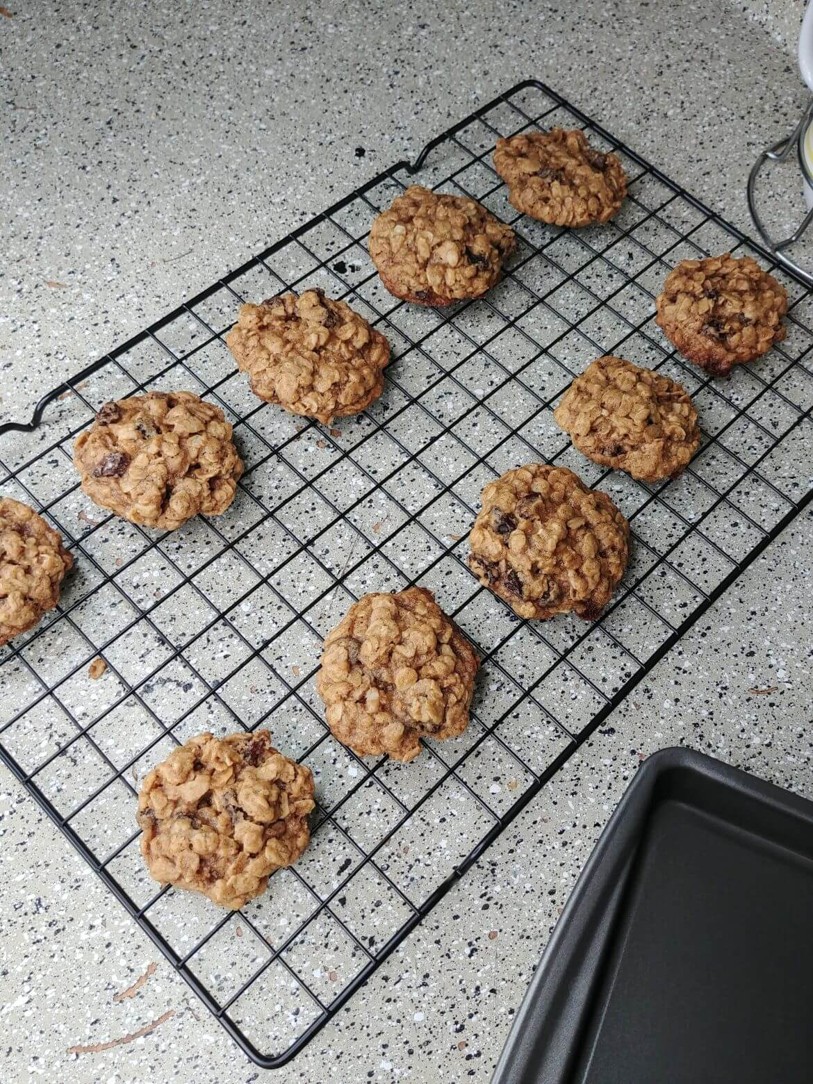 Soft and Chewy Oatmeal Raisin Cookies 6 of 12