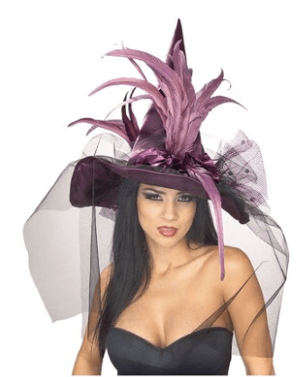 Spooky Adult Witch Halloween Costumes No DIY | Witch Hat Adult Halloween 1 of 4