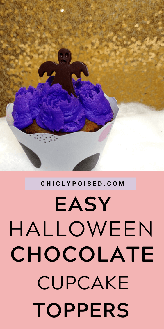 Easy Halloween Chocolate Toppers 4 of 7