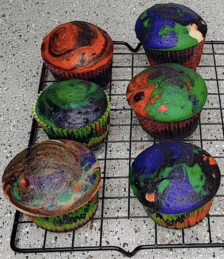 Easy Witches Brew Cupcakes To Try for Halloween