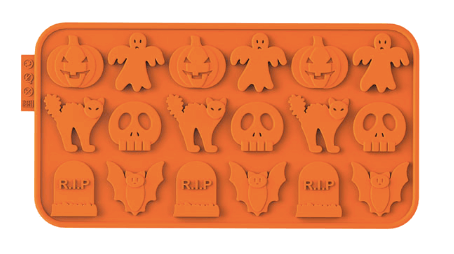 Halloween Candy and Chocolate Mold