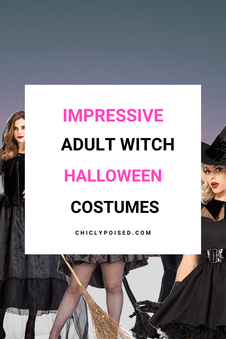 Impressive Witch Halloween Costumes 2 of 3