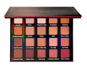 VioLet Voss HG - PRO Eyeshadow Palette BoxyLuxe 2018