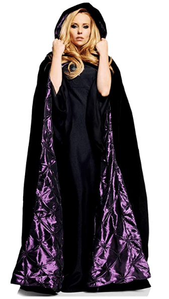 Witch Halloween Costumes Black 1 of 4